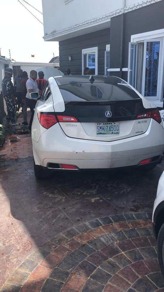 Efcc Nabs Four Yahoo Boys In Calabar, Exotic Cars Seized