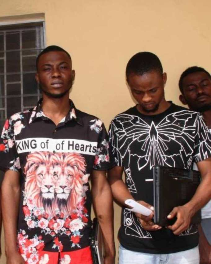 NEWS: EFCC Arrests Proprietor Students of Yahoo-Yahoo School
