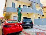 Those Brand New Cars & House that Zlatan Acquired –  Defines 'Able God Music'